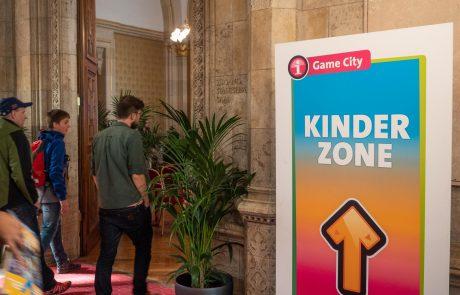 GAME CITY / Kinderzone